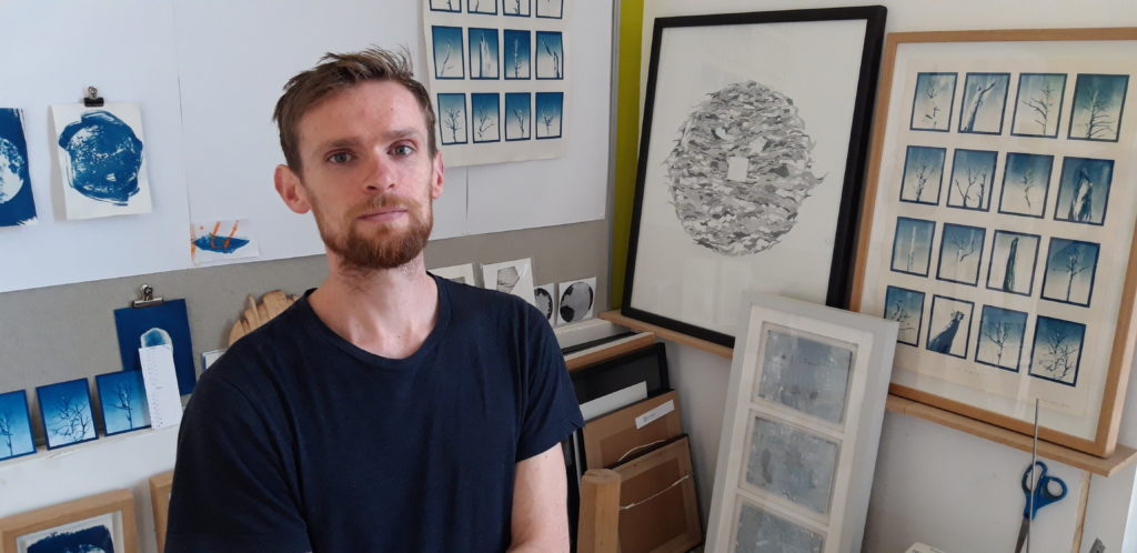 Room 13 artist shows previously unseen work
