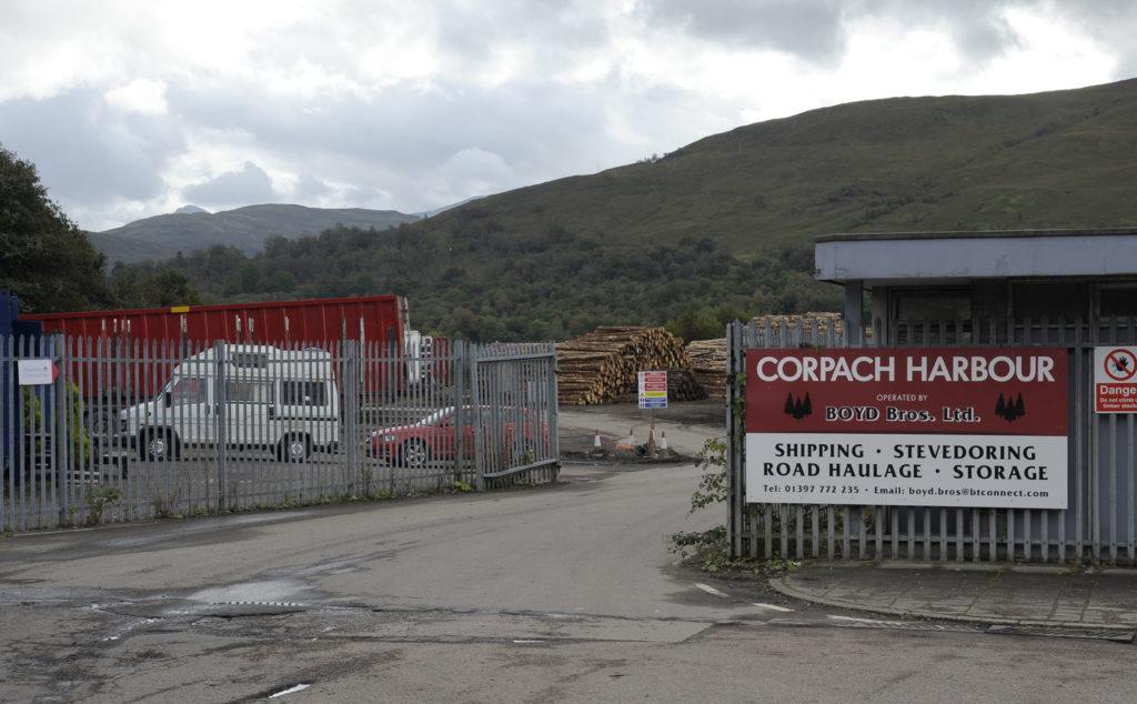Surprise offer of Lochaber energy incinerator welcomed