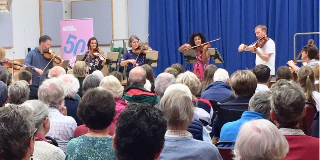 Recital-goers call for Netherlorn Music Scheme encore
