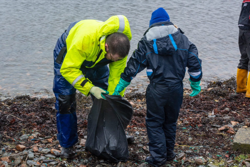 Fish hatchery's Great Beach Clean needs you