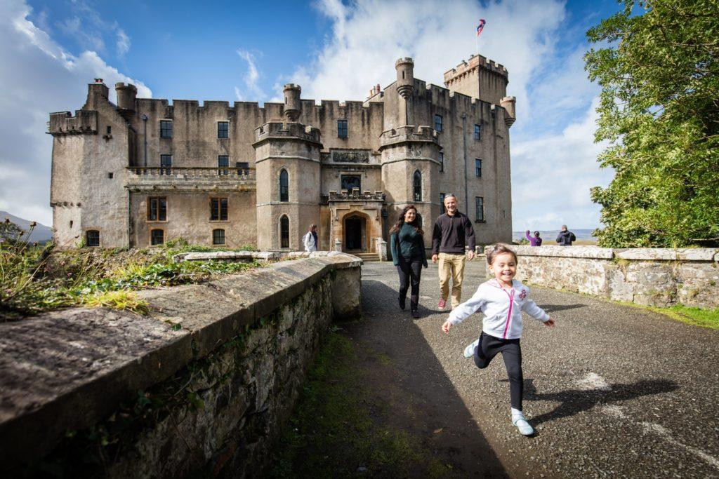 Historic award for Skye's Dunvegan Castle