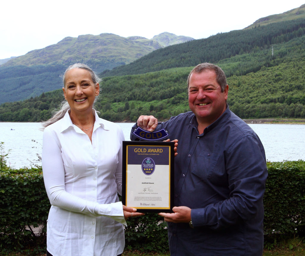 Tourism businesses shortlisted for Scottish Thistle Awards