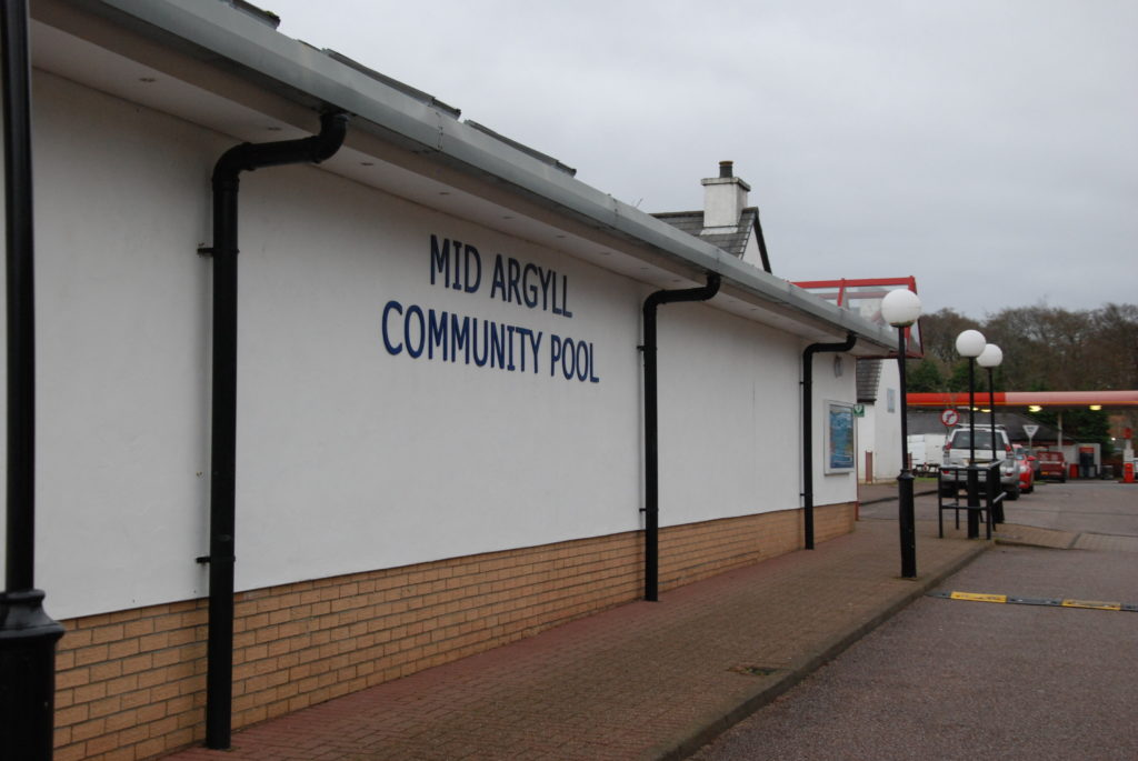 Lochgilphead pool expansion gets go ahead