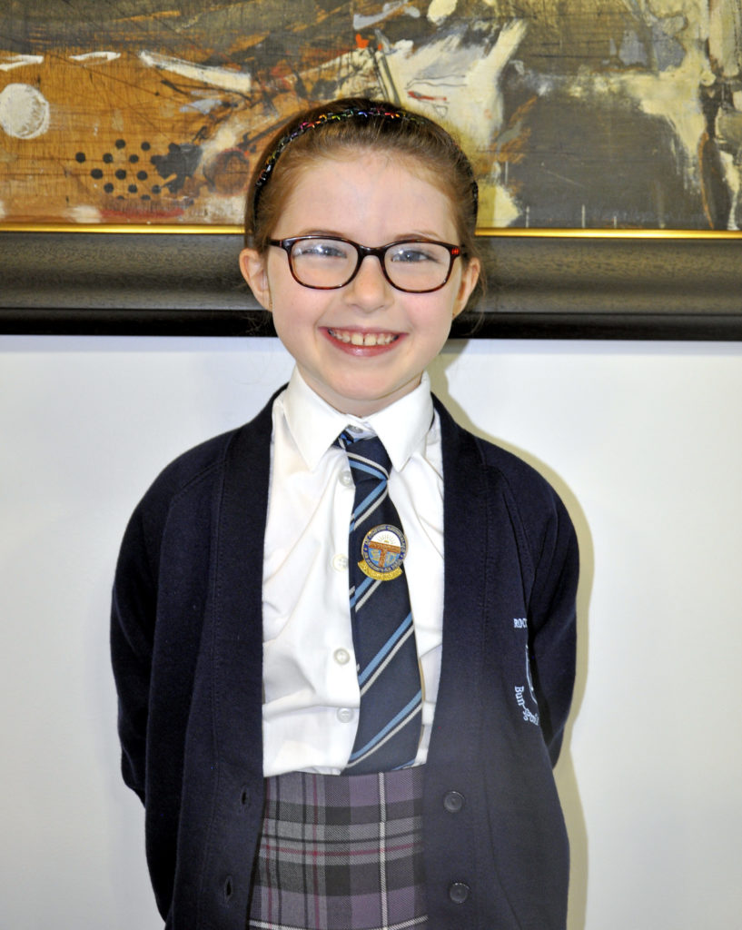 Mod poetry win for Oban's Lucie