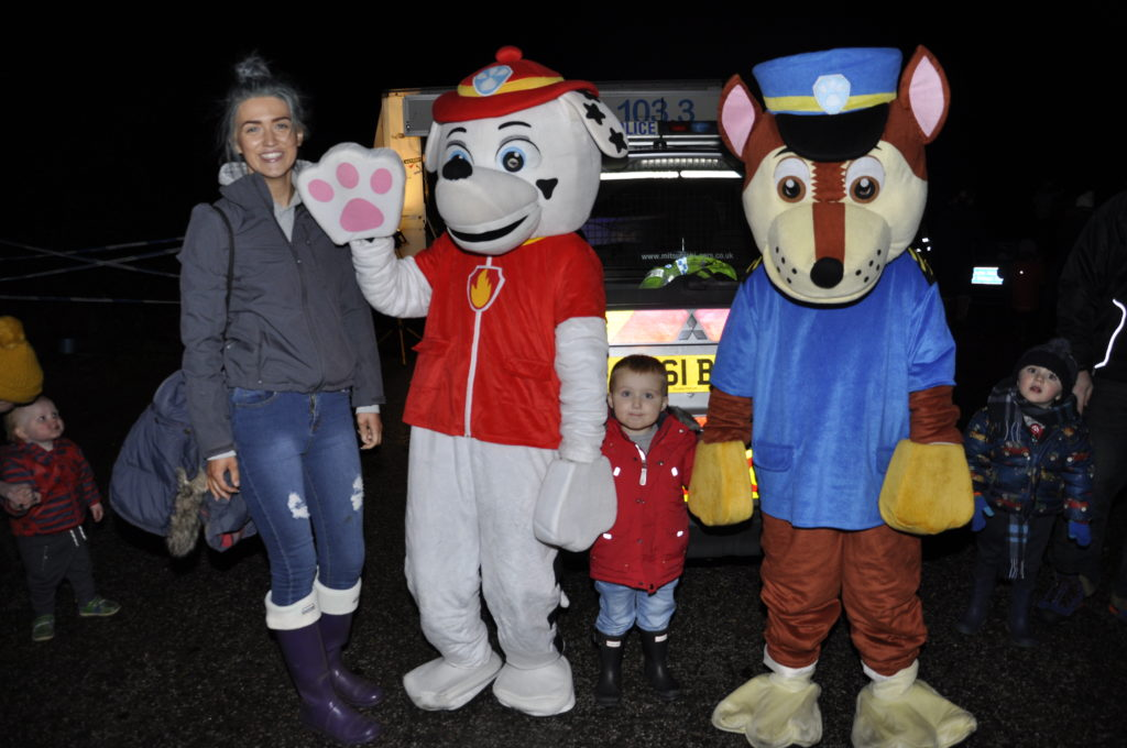 Date set for this year's Dunbeg bonfire and fireworks night
