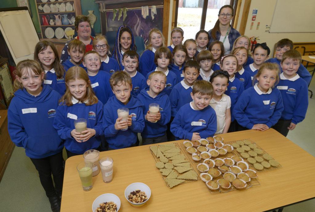 Rural Trust hosts Spean Bridge youngsters