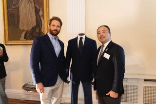 Harris Tweed is getting big in Japan
