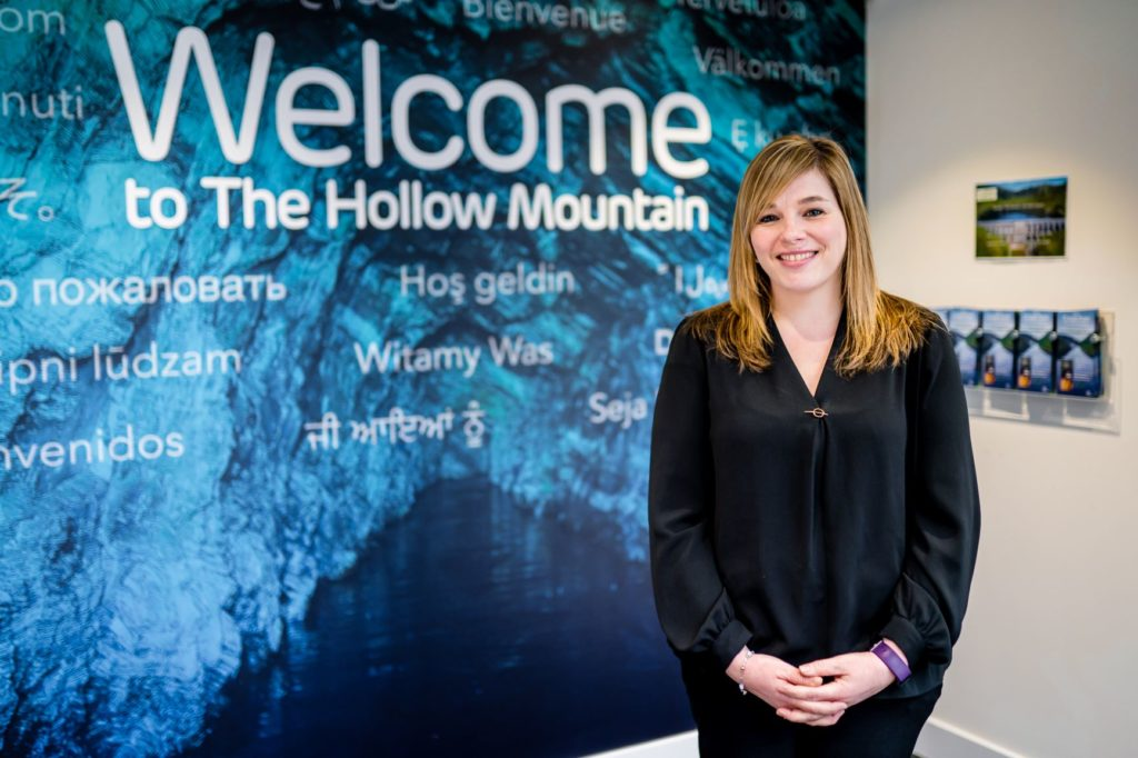 Hollow Mountain Visitor Centre is five-star attraction