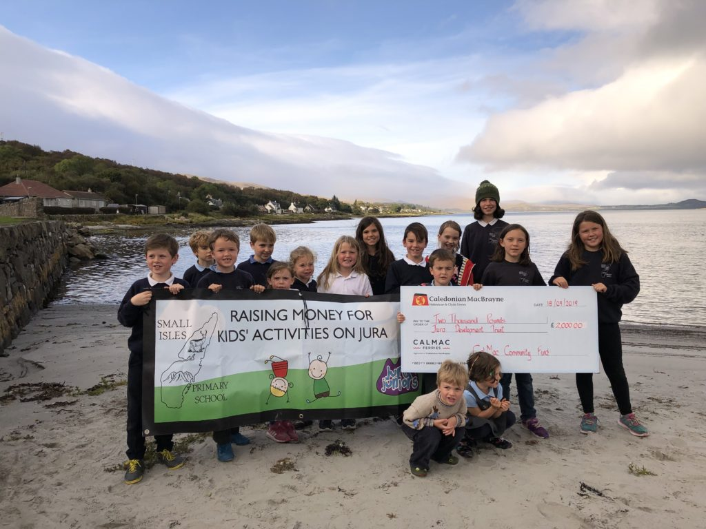 CalMac to widen access to community fund