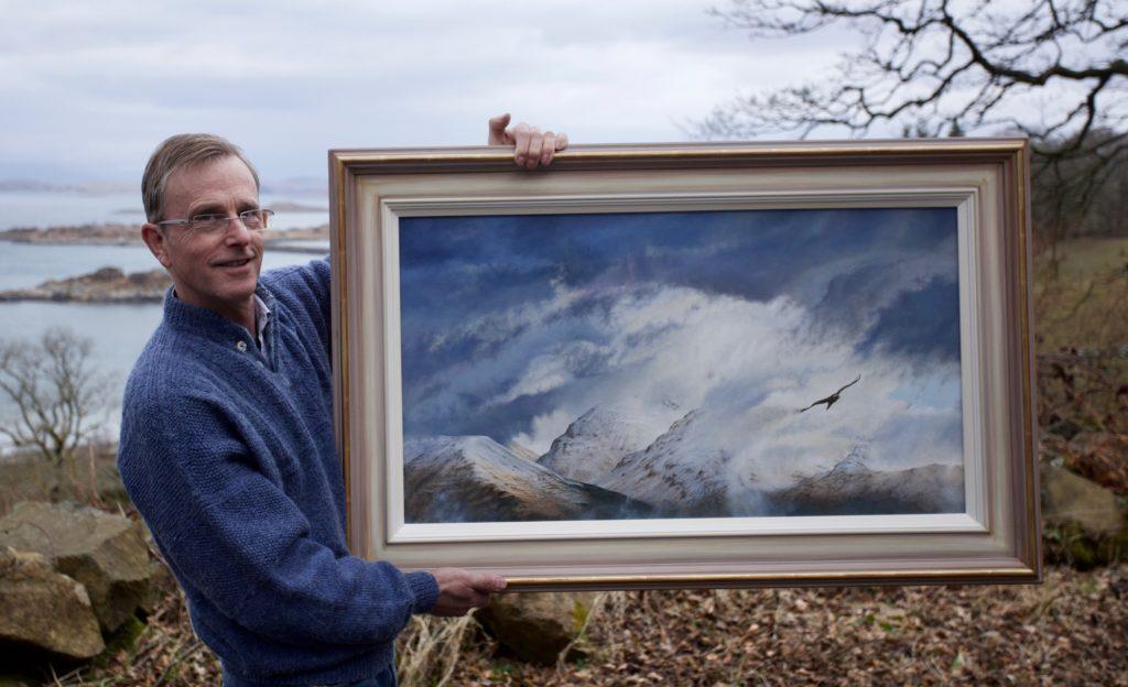 Ardnamurchan gallery set to welcome Argyll wildlife artist