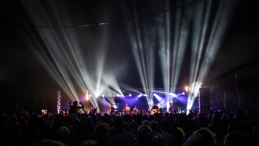 Eilean Dorcha Festival's £2m boost for local economy