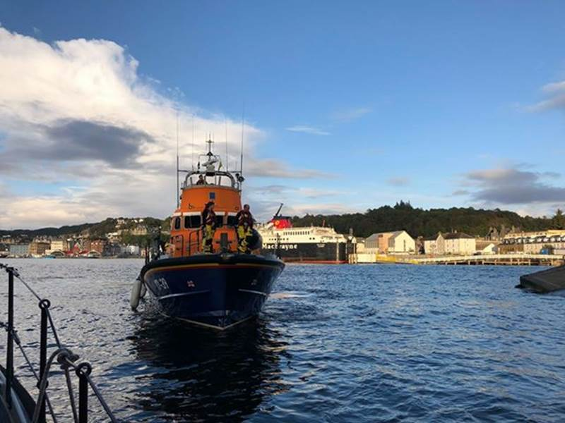 Lifeboat launches twice in 24 hours