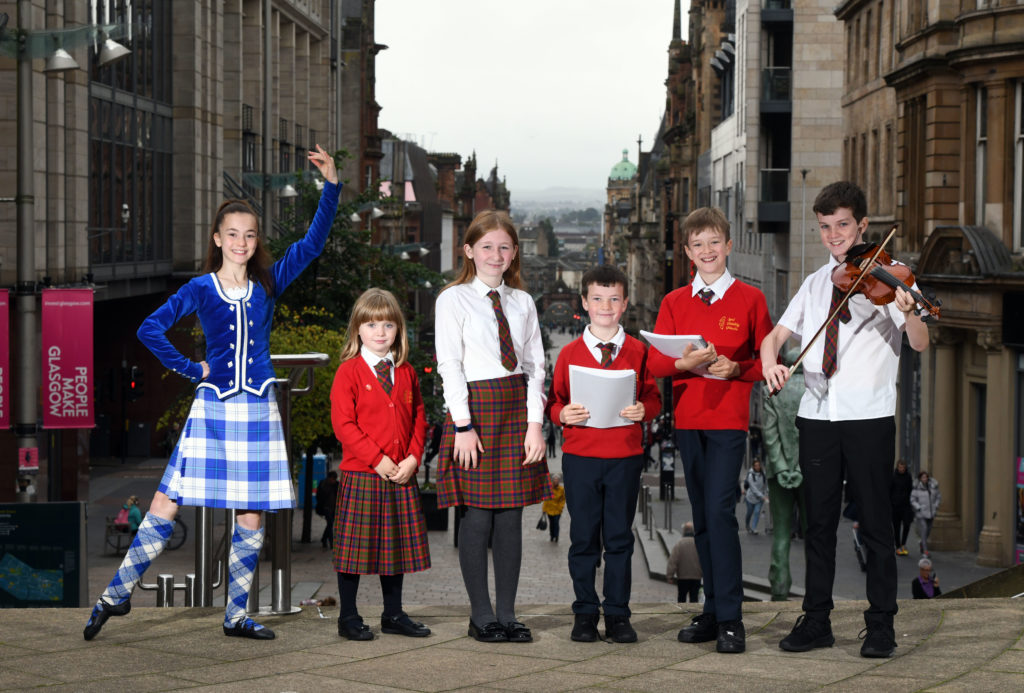 Glasgow is set to host this year's Royal National Mòd