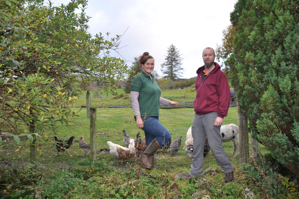 Darach Croft wants to bring people with disabilities closer to nature