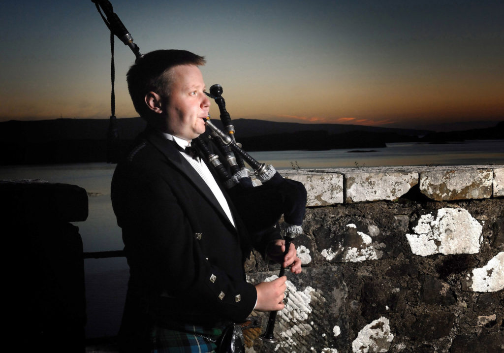 Lewis and Harris Piping Society revives recitals programme