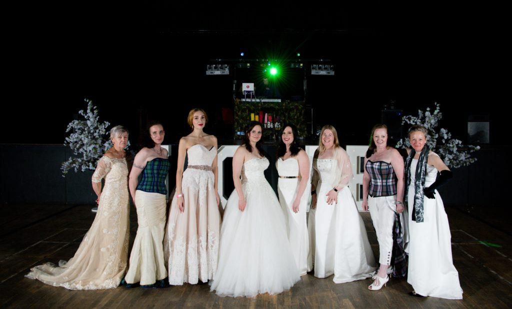 Belford Hospital hosts special wedding dress charity ball