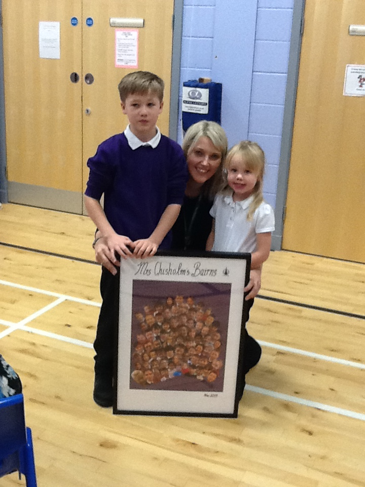 Pastures new for former Kinlochleven primary head teacher