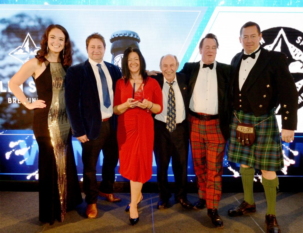 Glen Spean Brewing Co. toasts food and drink awards success