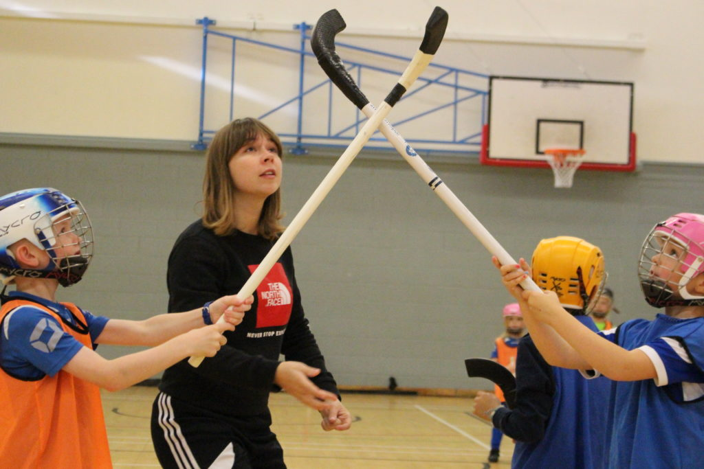 Fort William's Kirsty shares national sports coaching award - The Oban Times