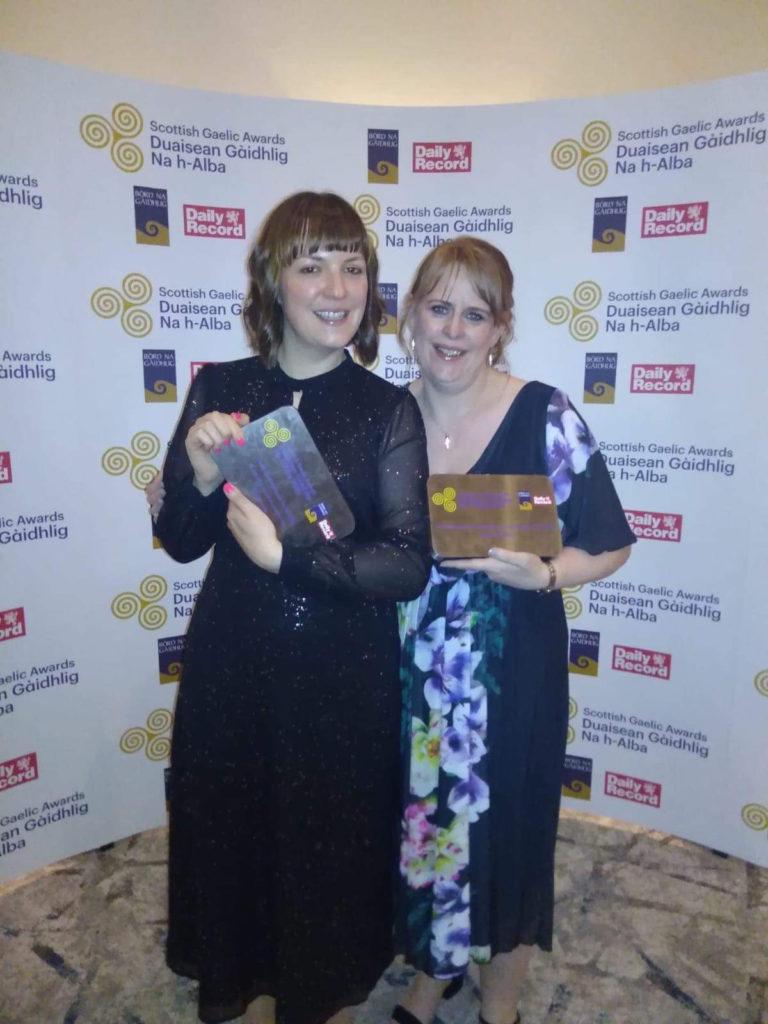 Former Lochaber High pupils win Gaelic awards