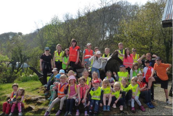 School's playground funds near halfway mark