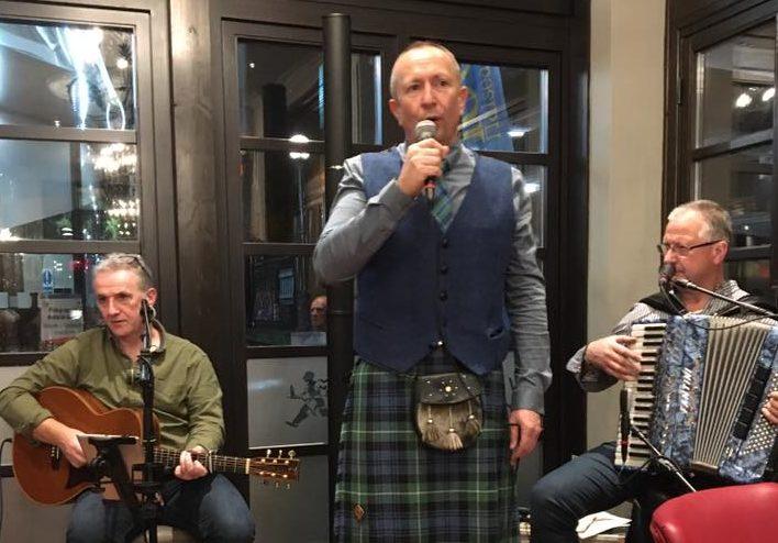 Glasgow letter from Robert Robertson 14.11.19