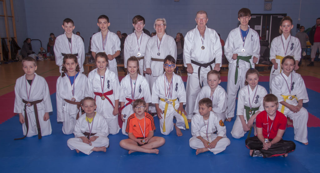 Martial arts with Iain Rodger