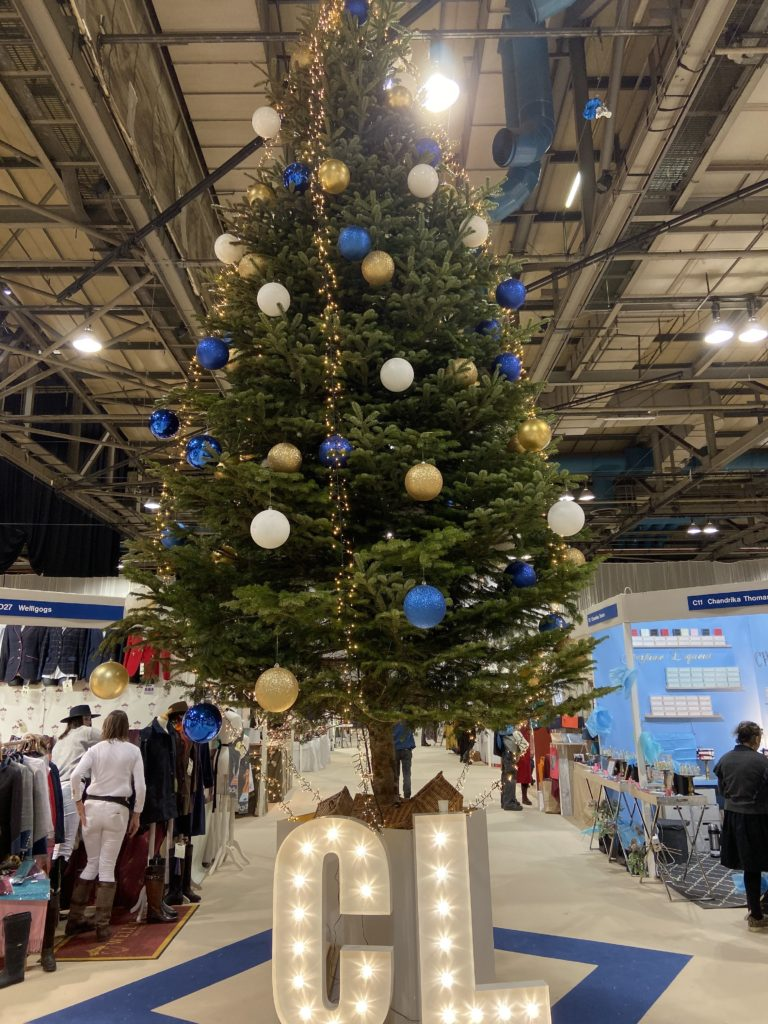 Glasgow got Christmassy at the Country Living Christmas Fair last weekend with lots of Highland and Island businesses in attendance.