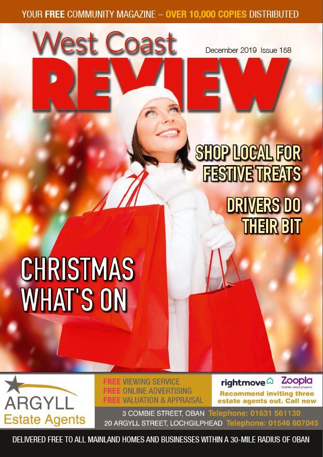 West Coast Review – December 2019