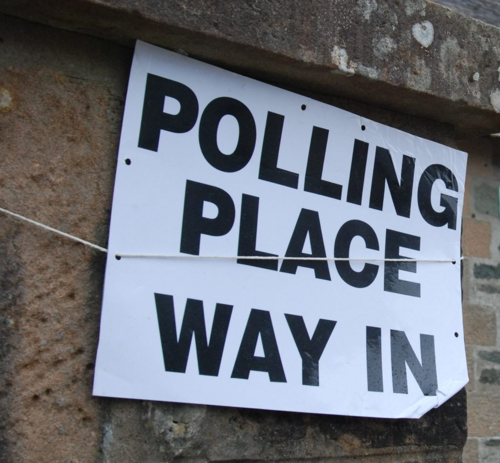 Live election coverage with The Oban Times