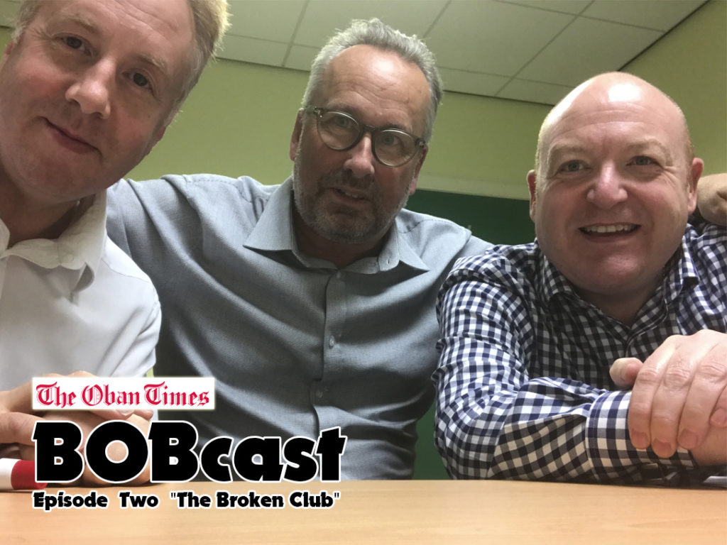 BOBcast Episode 2