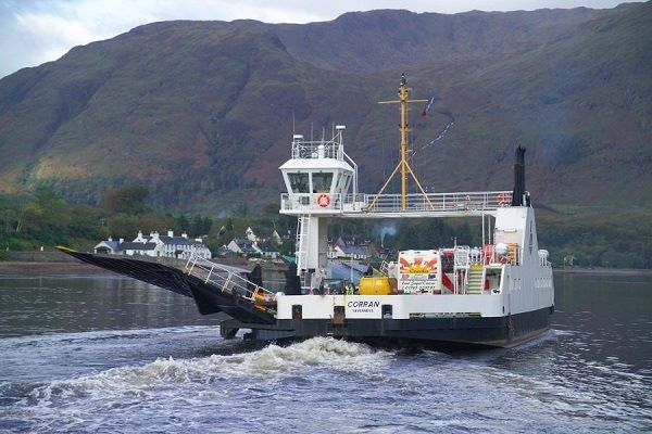 Council gives notice a procurement for Corran Ferry service may be coming