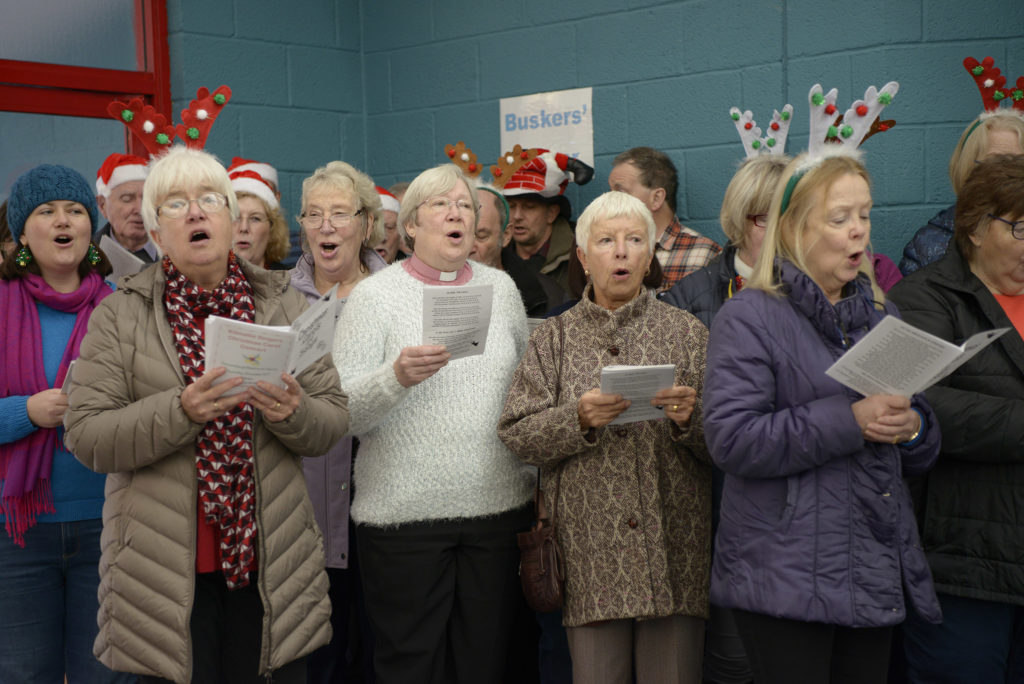 Kilmallie Singers aim to be in fine voice for annual carol concert