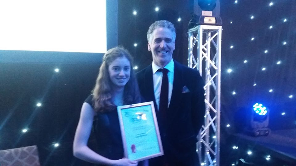 Lochaber's Holly highly commended at RSPB Nature of Scotland Awards