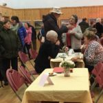 A big crowd attended the show in the Shielbridge Hall. NO F50 Mitchell art 02