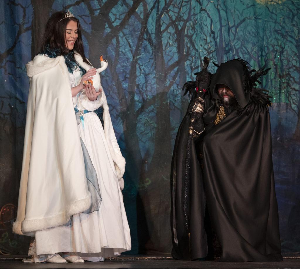 Review: The Swan Princess, Ballachulish Village Hall