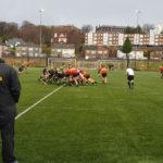 Lochaber were in action against Hyndland in wet and windy conditions at Scotstoun on Saturday. NO-F51-Lochaber-RFC-v-Hyndland-e1576501175801.jpg