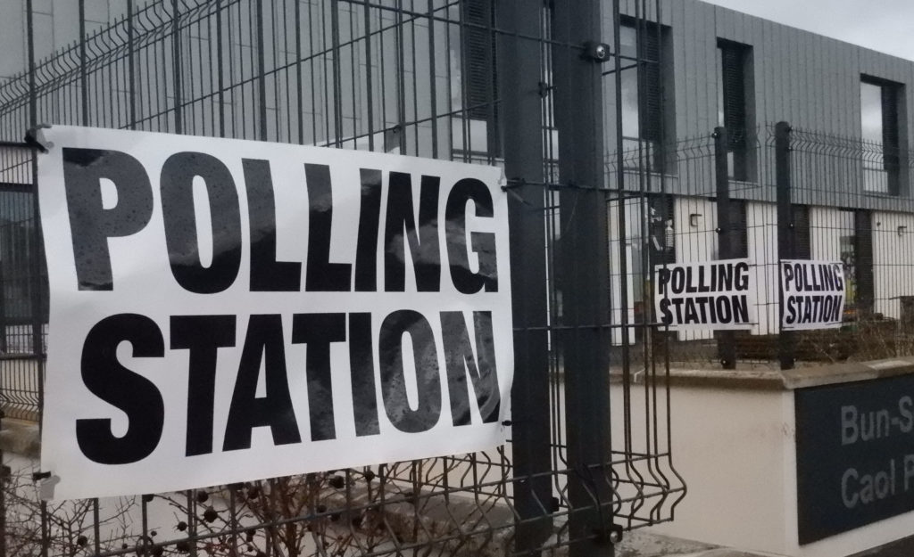 Voting underway at polling stations across Lochaber