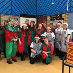 Lochnell Primary School was overrun by elves. NO_T01_LochnellPrimary02