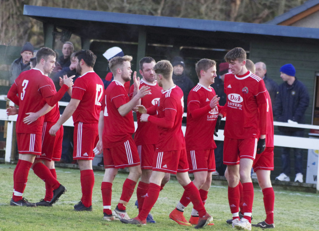 Revenge is sweet as Saints march on in Scottish Cup