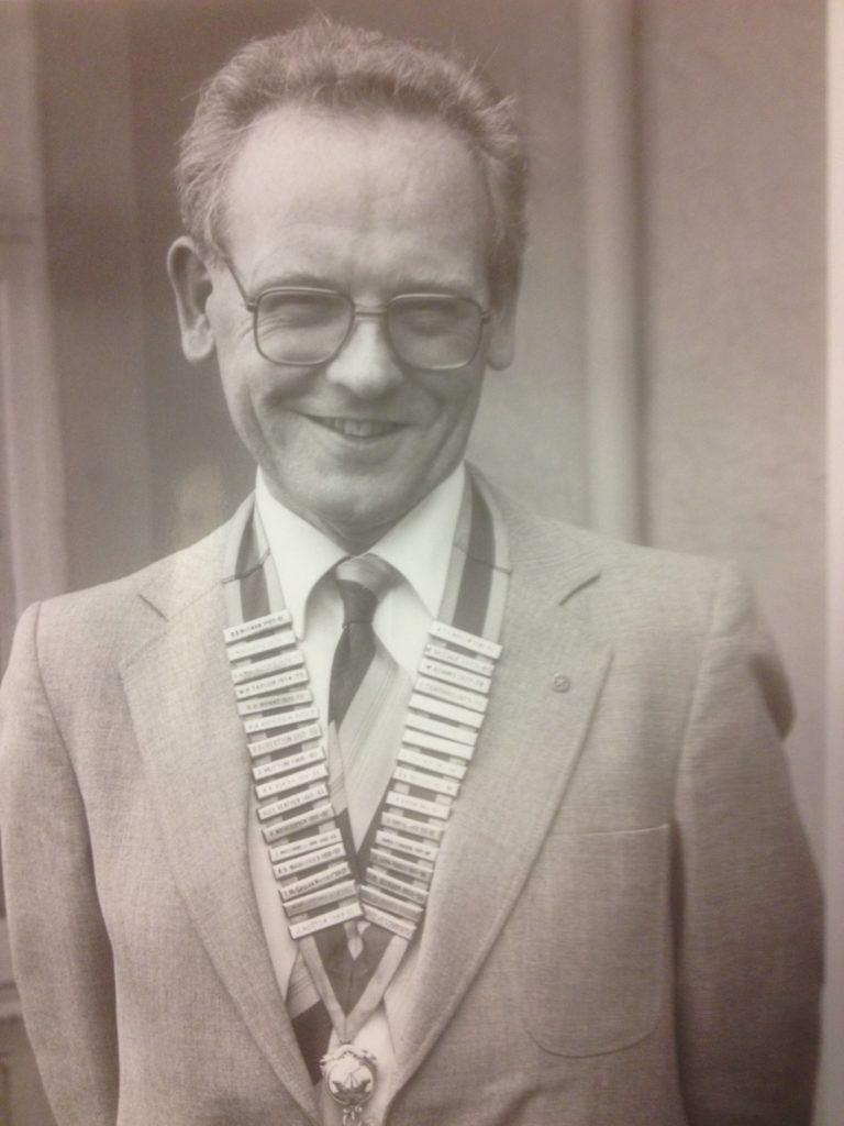 Obituary: John Milliken 24.08.35-15.11.19