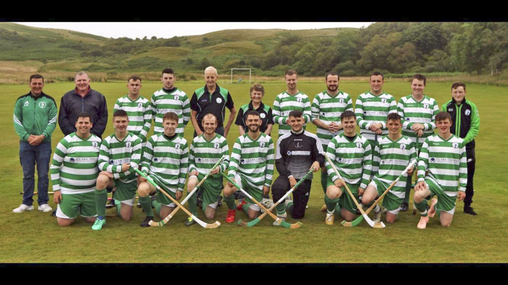 Oban Celtic's upward trend continues