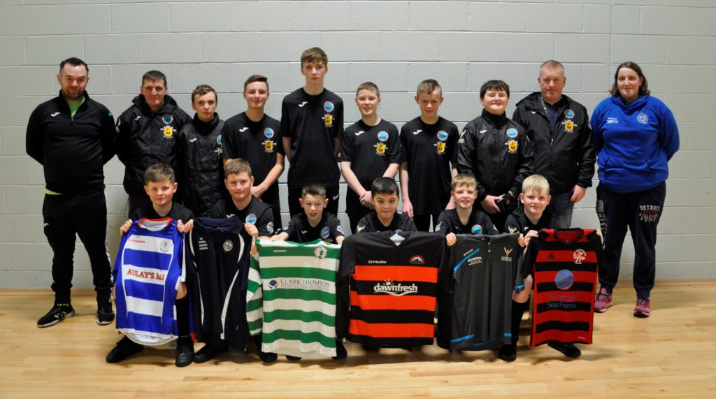 Oban to reap rewards from School of Shinty