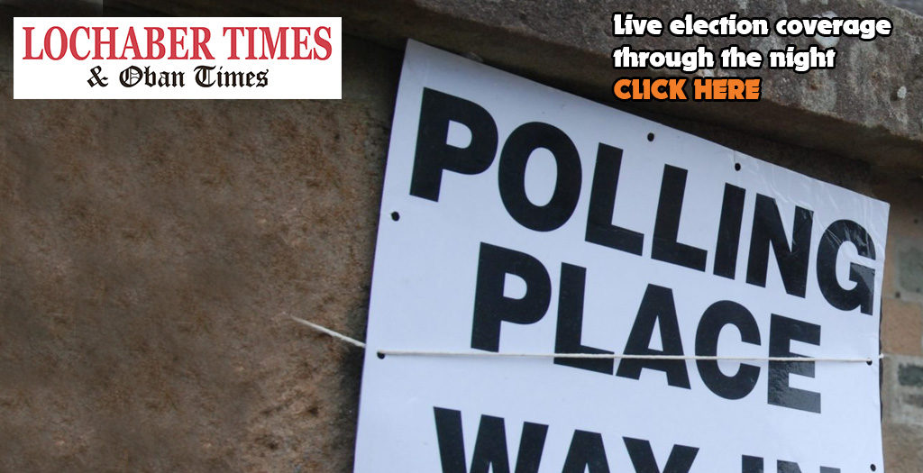 Election coverage from The Lochaber Times
