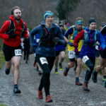 Runners set off in LAC New Year's Day Race Photograph: Iain Ferguson, alba.photos NO F02 LAC NEW YEARS DAY RACE 04