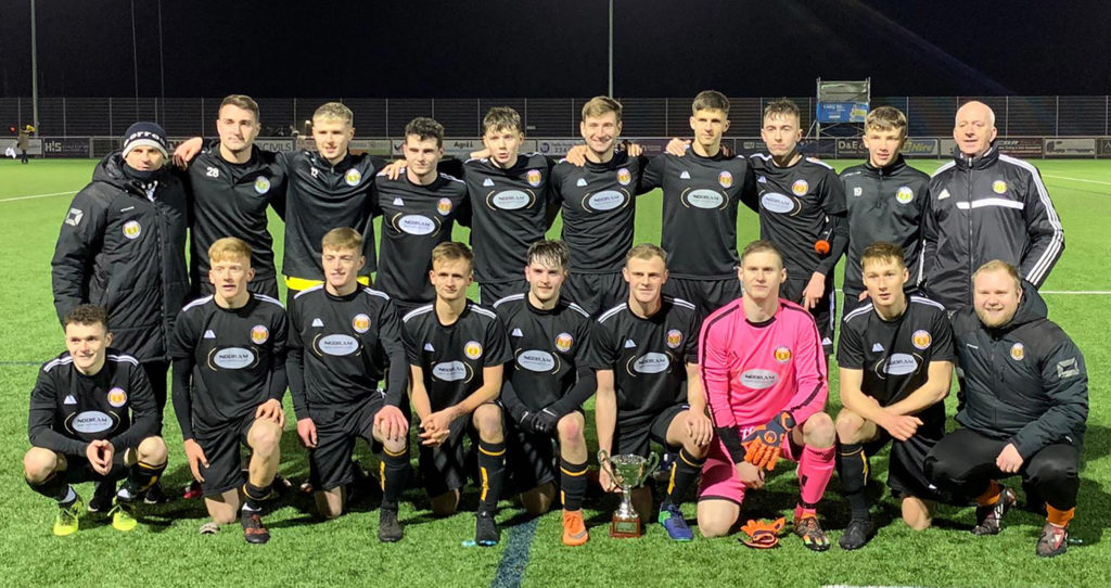 MacLellan's goal secures league points and trophy win for Fort