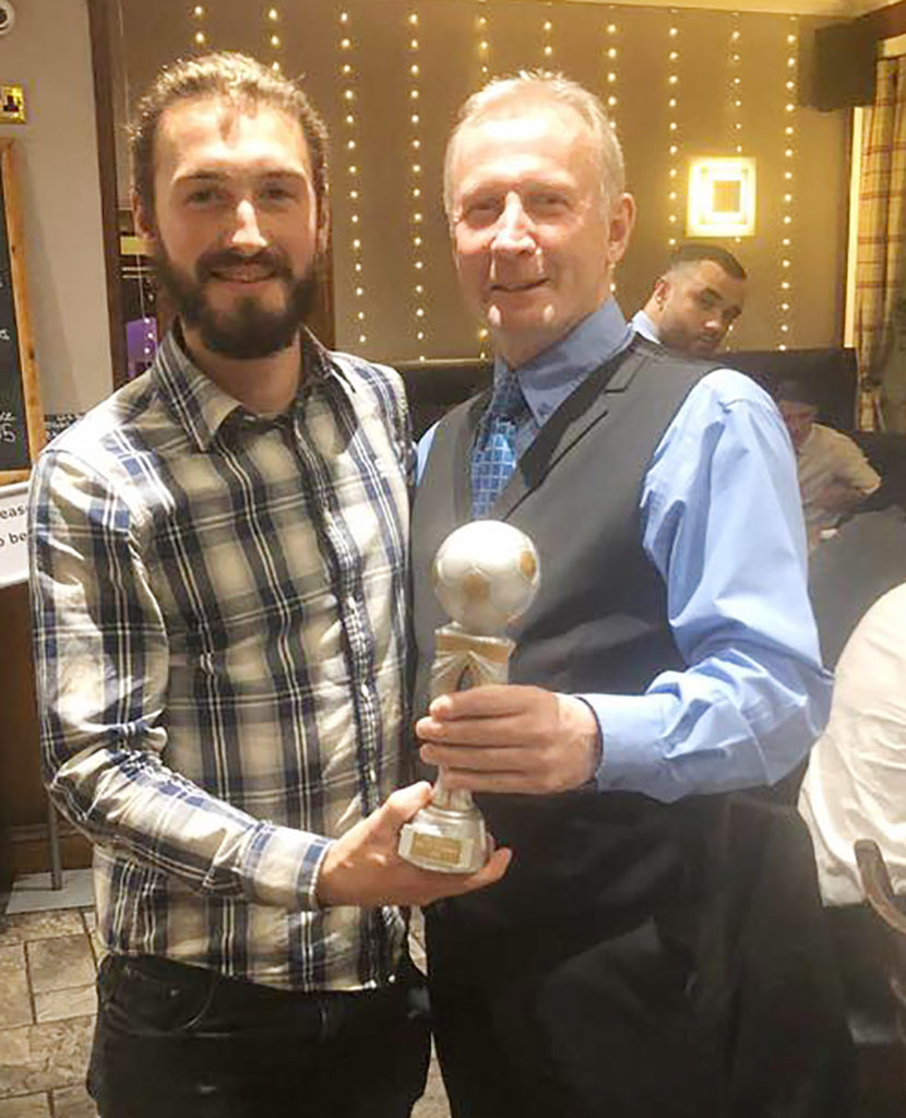 Round up of Mallaig FC awards