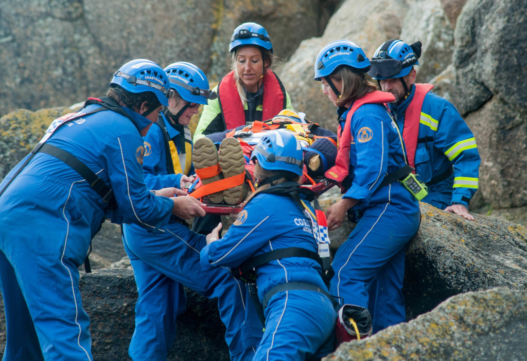 Thank you – hear why 999 Coastguard matters