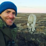 Gordon Buchanan received an MBE for his services to conservation and wildlife film-making. Photograph: Gordon Buchanan. NO_T02_Gordon-Buchanan01