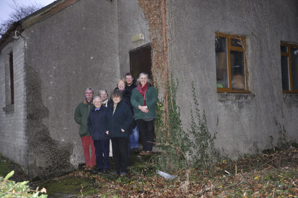 Village hub celebrates 100 years of social activity